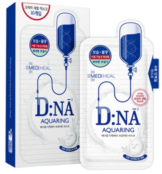 Mediheal DNA Proatin Mask - Creamy Serum Aquaring Gesichtsmaske - koreanische Tuchmaske - 25ml
