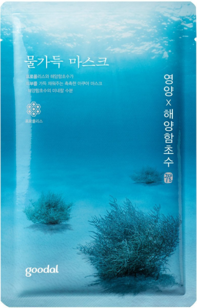 goodal Water Full Mask - koreanische Tuchmaske - 20ml