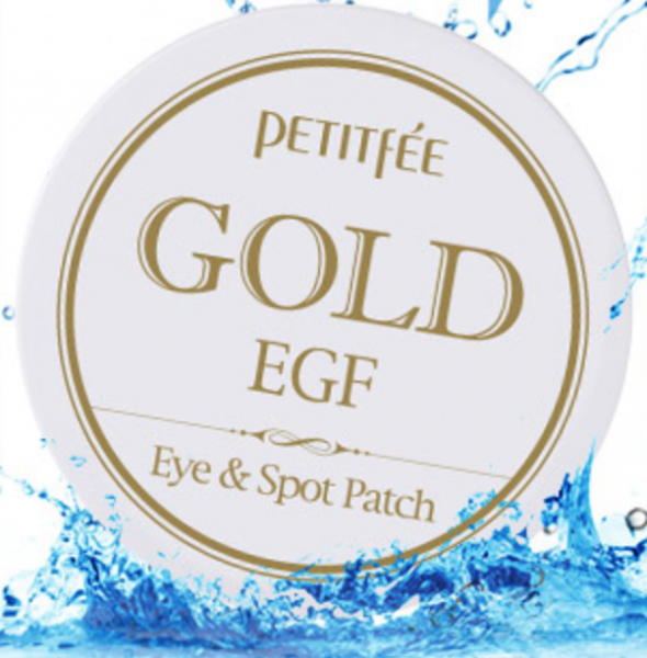PETITFEE Gold & EFG Eye & Spot Patch - Augenpflege - Augenpatches - koreanische Kosmetik