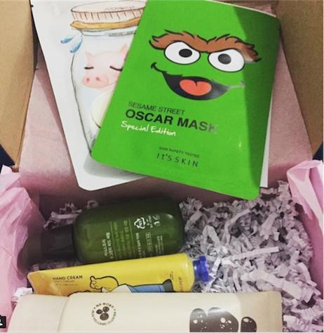 Ajia Box - Die Koreanische Beauty Box - Überraschungsbox - Geschenkbox - Korean Beauty