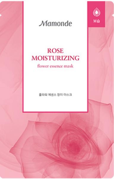 Mamonde Flower Essence - Rose - koreanische Tuchmaske - 22ml