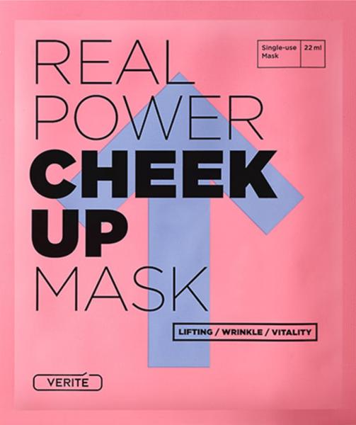 Verite Real Power Cheek Up Mask /1Stück/22ml