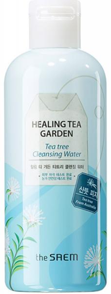 the SAEM Healing Tea Garden - Tea Tree Cleansing Water - Tee Baum Reinigungswasser - 300ml