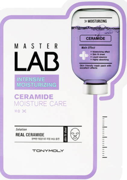 Tony Moly Master lab - Ceramide - koreanische Tuchmaske - 19g
